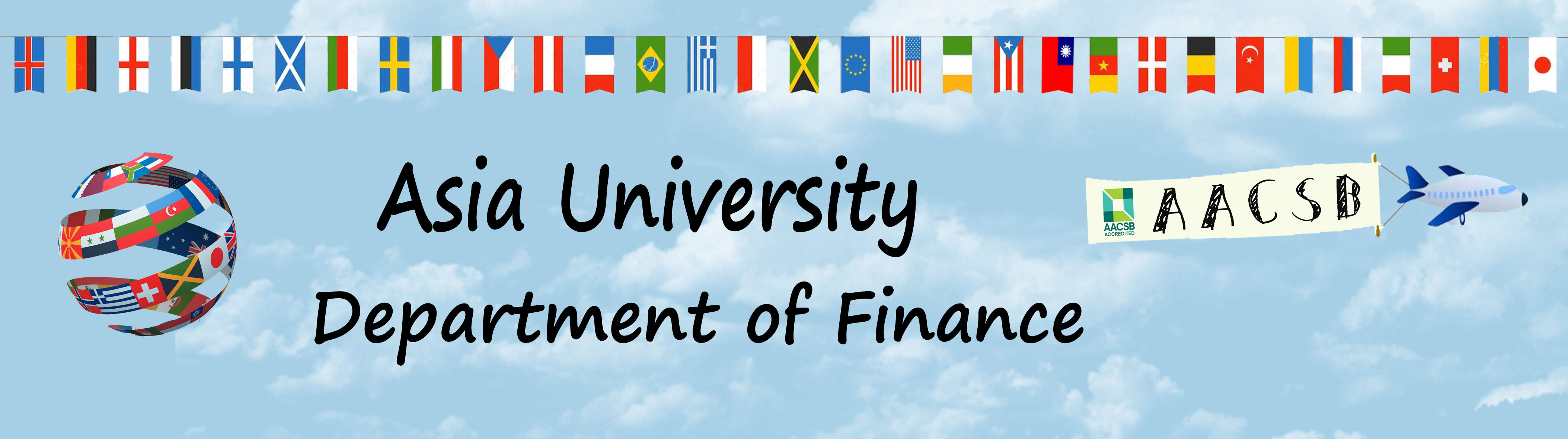 Asia University Department Of Finance
